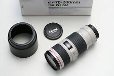 Canon EF 4/70-200mm L IS USM, a-Condizioni!