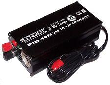 10 Amp 24V 12V Ventilateur Refroidissement tension compte-gouttes réducteur cigarette plug socket terminal
