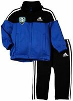 Infant Baby Boys Adidas  2pc Set Sizes 12,18,and 24 MONTHS CUTE AND COZY