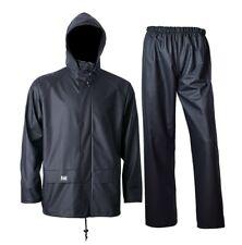 Foul Weather Gear Black Rain Suit Waterproof Jacket & Pants Men's NEW NWT M