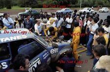 Jean Ragnotti Renault 5 Alpine Ivory Coast Rally 1978 Photograph 1