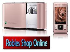 Sony Ericsson C905 Rosa CyberShot (Ohne Simlock) WLAN 8,1MP AUTOFOCUS 3G GPS GUT