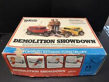 Demolition Showdown Galoob Speedwave Radio Control For Parts