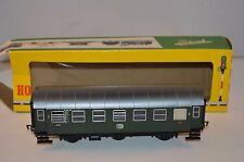 Fleischmann 3 acher Conversion wagon 87935 2.kl. Helles Roof Nür DB in box