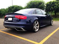 Audi A4 B8 Sline Rear Diffuser Ebay