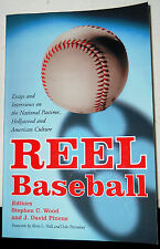 Reel Baseball by Stephen Wood & J. D. Pincus/SIGNED to Billy Crystal/2003/1st Ed