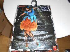 Smiffys Women's Killerella Costume, Dress and Choker, new--size --16---18...