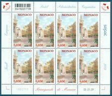 MONACO - Feuille N° 2699 - Feuille de 8 Timbres Neufs // 2009 - SEPAC