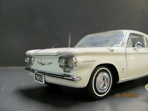 1960 Chevrolet Corvair Monza Coupe 1/24 scale