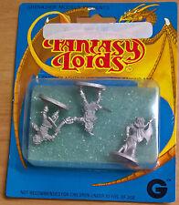 Grenadier Fantasy Lords - 07 Dark Elves (Sealed, Near Mint)