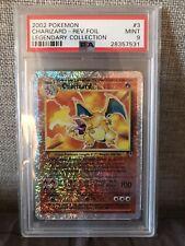 Pokemon Legendary Collection Charizard PSA 9 Reverse Foil
