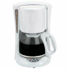 Brenton Safety TS-218W 12 Cup Digital Coffee Maker Wht (ts218w)