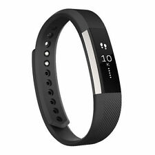 Fitbit ALTA Black Small Fitness Wristband Activity Tracker Lr186