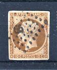 """FRANCE STAMP TIMBRE 9 """" LOUIS-NAPOLEON 10c BISTRE 1852 """" OBLITERE A VOIR P823"""