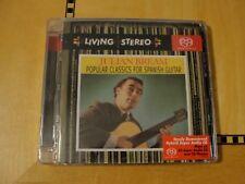 Bream - Popular Classics Spanish Guitar SACD Super Audio CD Living Stereo SEALED