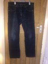"Levis Blue Wash Loose Fit Jeans W36"" L32"" *C1"