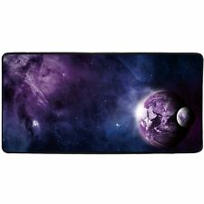Cmhoo XXL Professional Large Mouse Pad & Computer Game Mouse Mat Sky planet