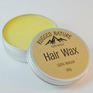 Natural Hair Wax - Unscented