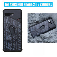 PC Custodia protettiva Cover Case Shell per ASUS ROG Phone 2 II/ZS660KL Telefono