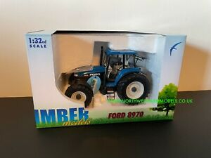ROS 1:32 SCALE FORD 8970 TRACTOR LIMITED EDITION