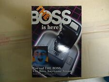 NEW NOS 1983 WICO BOSS ATARI COMMODORE Joystick 50-2030 CASE FRESH