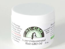 NU-GRO ALL NATURAL Super Strength Hair-GROWTH Oil