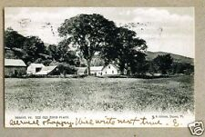 1907  DORSET ,VT  THE  OLD  FIELD PLACE   VF/NM