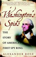 WASHINGTON'S SPIES: The Story of America's First Spy Ring (0553383299)