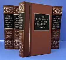 The History of The Decline and Fall of the Roman Empire Edward Gibbon AMS 1974