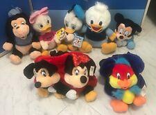 Zaini bambini Supereroe Hello Kitty Mickey Minnie Peluche BATMAN Scuola Borsa Nuovo