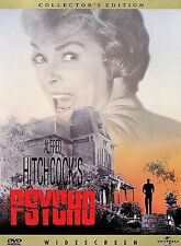 Psycho (1960) Dvd Alfred Hitchcock(Dir) 1960