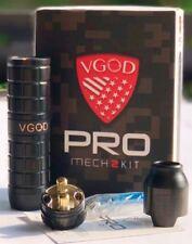 VGOD Pro Mech 2 Style Mod VGOD Elite RDA NEU & OVP