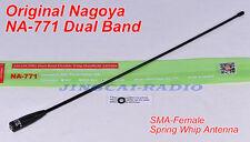 Newest Version! Nagoya NA-771 Dual-Band Antenna SMA-Female KENWOOD WOUXUN Radio