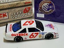 ACTION 1/24 JEFF GORDON 1990 #67 OUTBACK STEAKHOUSE PONTIAC ROOKIE