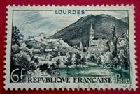 France:1954 New Daily Stamps 6 Fr. Rare & Collectible Stamp.
