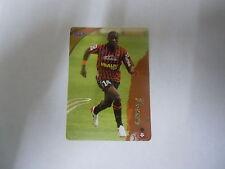Carte France  Foot 2009 - N°082 - Nice - Emerse Faé