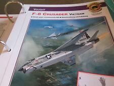 Faszination 7 656 Vought F 8 Crusader Vietnam