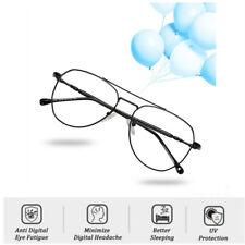 Computer Glasses Anti Blue Light Filter UV Block Men Women Reading Gaming