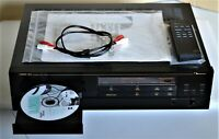 Nakamichi OMS-3A CD Player+ORIGINAL REMOTE+BOX+USER MAN+SERVICED+FREE SHIPPING!