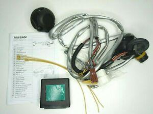 Genuine Nissan Qashqai TEK Towbar 7 Pin wiring and module KE505-HV500