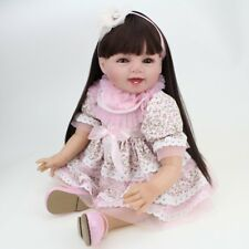 REALISTIC REBORN DOLL FAKE BABIES NEW LIFELIKE NEWBORN BABY GIRL KIDS BIRTH GIFT