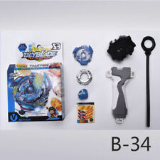 B-34 Victory Valkyrie BV Fusion Beyblade Master Storm Gyrd Jouet Lanceur Toupie