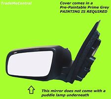 Holden VE Commodore Black Electric Door Mirror Left Hand Side NO PUDDLE LIGHT