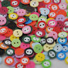 50/100pcs Plastic Buttons Sewing/Appliques/Baby's Crafts Lots  PT94