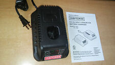 *NEW* Craftsman C3 Battery Charger 5336 for 19.2 Volt Lithium Ion Diehard 19.2V