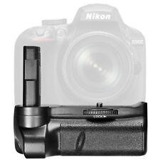 Neewer Battery Grip for Nikon D3400 DSLR Camera Vertical Shutter Release Button