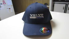 Navy Volvo Rents Works For Me Hat / Cap Flexfit, New with Tags