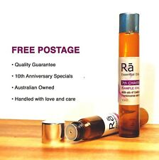 THIRD EYE CHAKRA Blend 10ML• FREE POSTAGE •100% PURE Essential Oils Aromatherapy