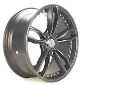 "IN STOCK OX690 20"" Stag Flat Black Alloy Wheels Mag Rim For most 5-studs cars"