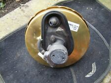 Alfa romeo 156 1.9 JTD brake servo + master cylinder